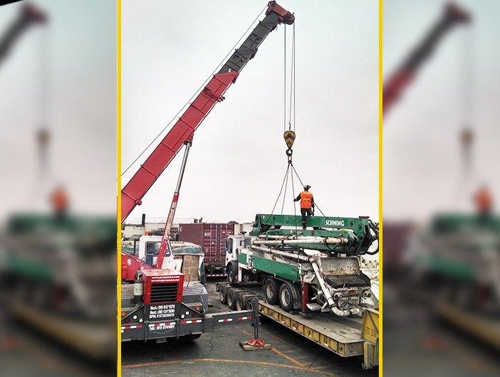 elevacion cementera 35 tons